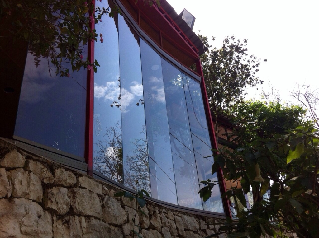 Curtain Glass